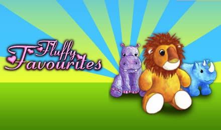 fluffy favourites teddies