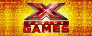 x factor games logo